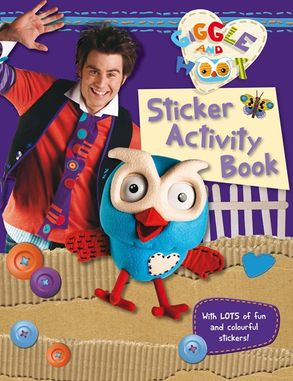Giggle And Hoot Sticker Activity Book