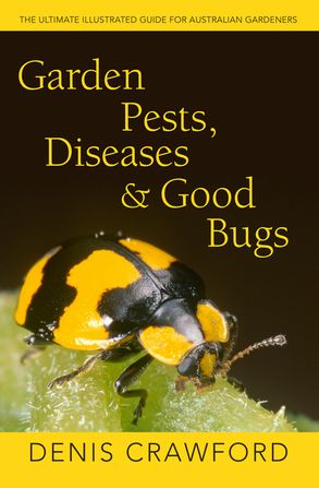 Cover image - Garden Pests, Diseases & Good Bugs: The Ultimate Illustrated Guide for Australian Gardeners