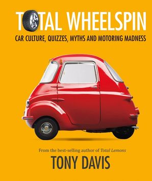 Total Wheelspin  Paperback  by Tony Davis