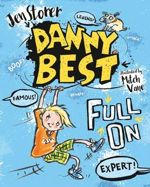 Cover image - Danny Best: Full On