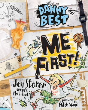 Cover image - Danny Best: Me First!