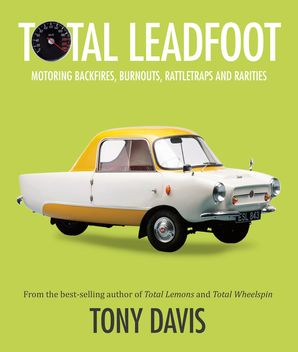 Total Leadfoot Paperback  by Tony Davis