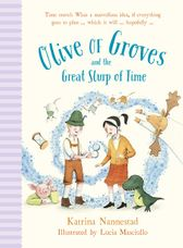 Olive of Groves and the Great Slurp of Time