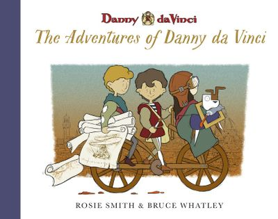 The Adventures of Danny da Vinci (Danny da Vinci, Books 1-3)