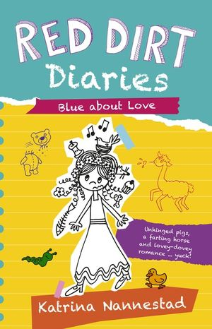 Red Dirt Diaries: Blue About Love book image