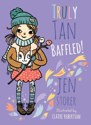 Cover image - Truly Tan Baffled (Truly Tan, Book 7)