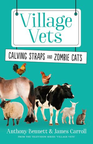 Calving Straps and Zombie Cats book image