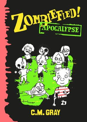 Cover image - Zombiefied!: Apocalypse