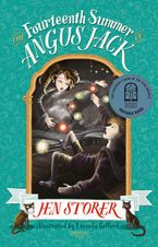 The Fourteenth Summer of Angus Jack - Jen Storer