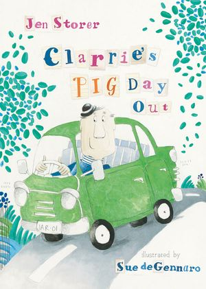 Clarrie's Pig Day Out book image