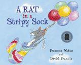 A Rat in a Stripy Sock
