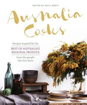 Cover image - Australia Cooks