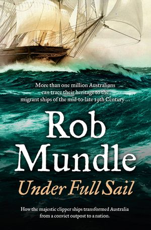 Under Full Sail book image