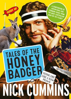 Cover image - Tales of the Honey Badger
