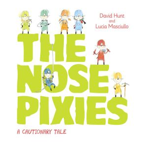 Cover image - The Nose Pixies