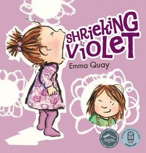 Shrieking Violet book image