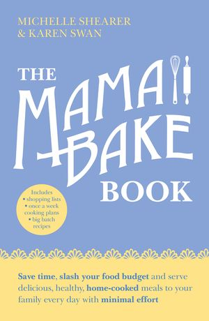 The MamaBake Book book image