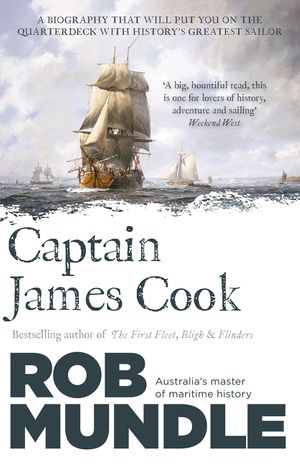 Captain James Cook book image