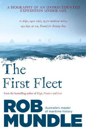 The First Fleet book image