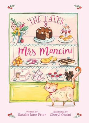Cover image - The Tales of Mrs Mancini