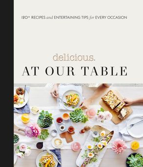 Cover image - At Our Table