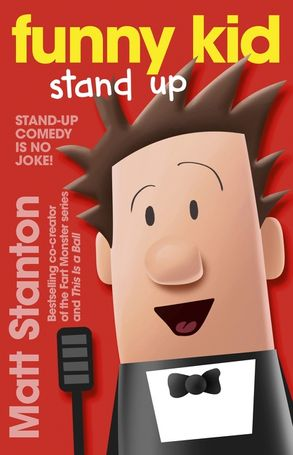 Cover image - Funny Kid Stand Up (Funny Kid, Book 2)