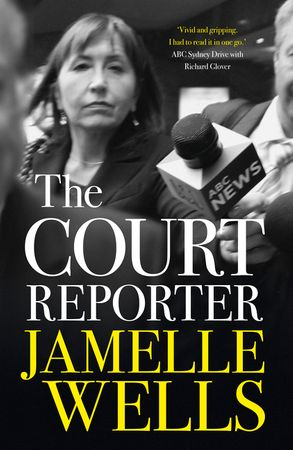 Cover image - Court Reporter