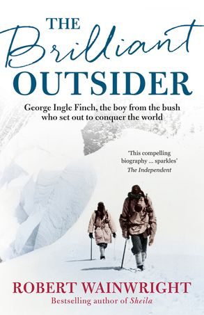 Cover image - The Brilliant Outsider