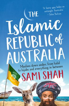 Cover image - The Islamic Republic of Australia