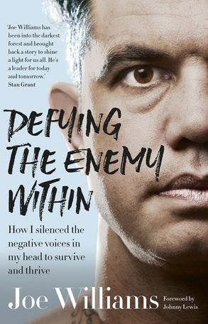 Cover image - Defying The Enemy Within: How I silenced the negative voices in my head to survive and thrive