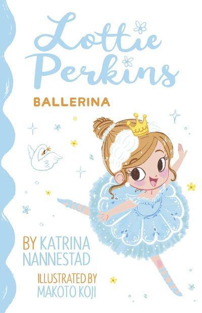 Lottie Perkins, Ballerina