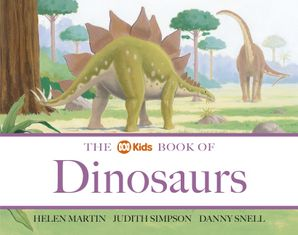 ABC Book of Dinosaurs Paperback  by