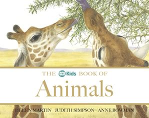 ABC Book of Animals Paperback  by Helen Martin