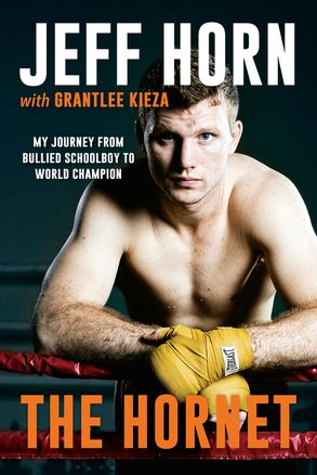Cover image - The Hornet: From Bullied Schoolboy To World Champion