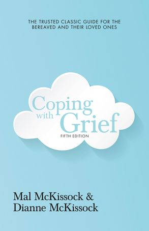 Cover image - Coping with Grief 5th Edition