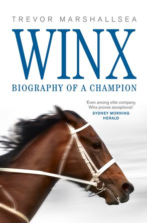 Cover image - Winx: Biography of a Champion