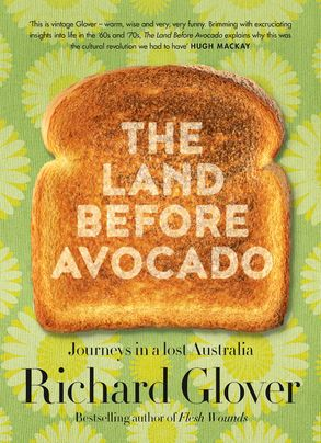 Cover image - The Land Before Avocado