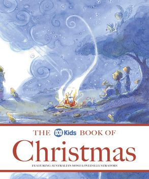 Cover image - The ABC Book of Christmas