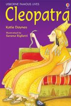Cleopatra Hardcover  by Katie Daynes
