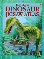 Dinosaur Jigsaw Atlas