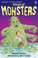Stories Of Monsters Hardcover  by Russell Punter