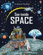 See Inside Space Hardcover  by Katie Daynes