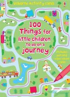 100 Things For Little Children To Do On A Journey Cards