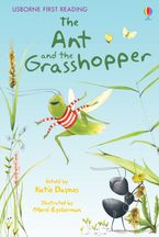 Ant And The Grasshopper Hardcover  by Katie Daynes