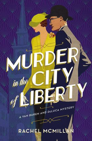 Murder in the City of Liberty Paperback  by No Author
