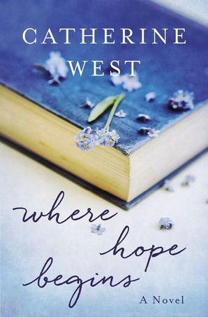 Where Hope Begins Paperback  by
