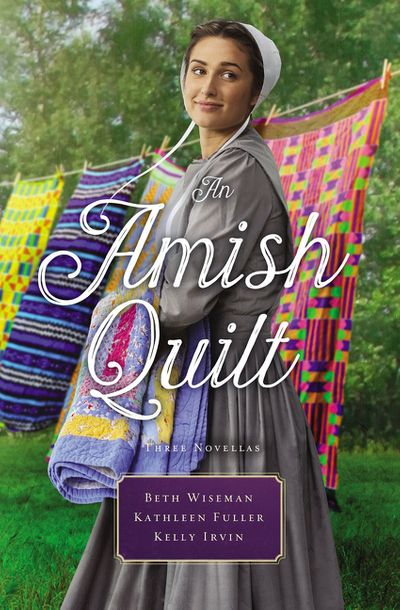 An Amish Quilt [3-Books-In-1]