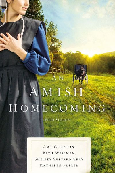 An Amish Homecoming [4 Books In 1]
