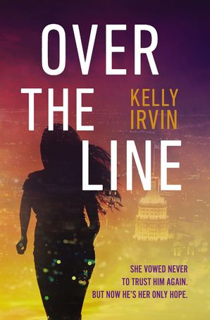 Over the Line Paperback  by