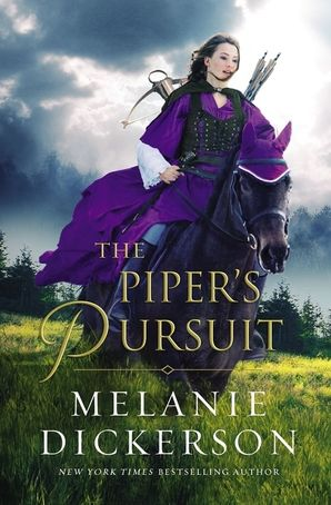 Piper's Pursuit Hardcover  by